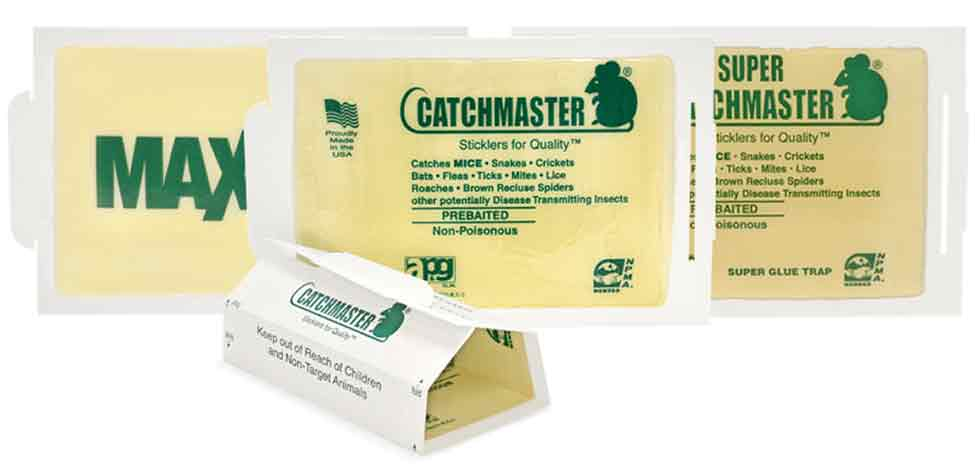 Catchmaster Mouse/Insect Glue Boards 72MB