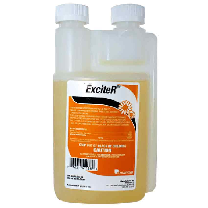 Exciter 6% Pyrethrin Concentrate