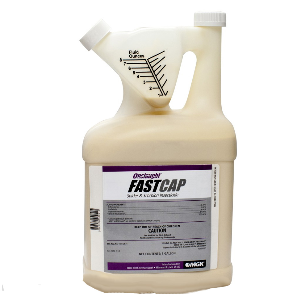 Onslaught FastCap Spider and Scorpion Insecticide