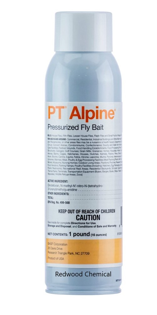 PT Alpine Fly Bait 16oz.