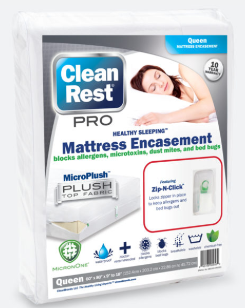 CleanRest Mattress Encasements