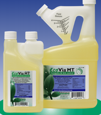 EcoVia MT Mosquito and Tick Killer 64 oz.