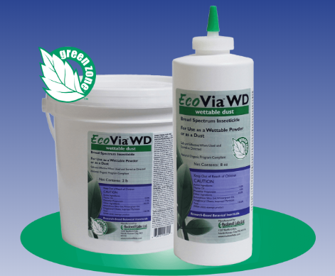 EcoVia WD Wettable Dust 2lb.