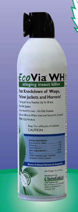 EcoVia WH Stinging Insect Killer